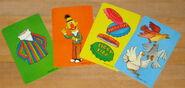 Bertsgame cards