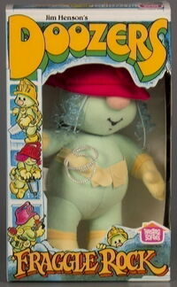 Hasbro softies doozer doll