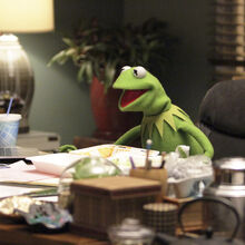 Kermit's office (The Muppets (2015)) | Muppet Wiki | Fandom