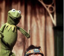 Muppeteers and their characters