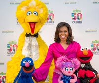 SWG 2019 michelle&muppets