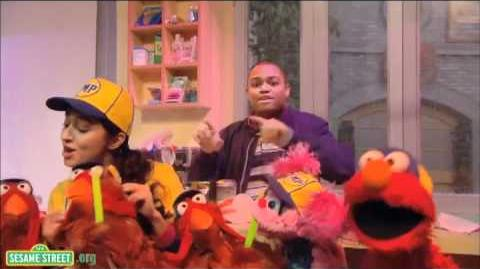 Sesame Street Go Chickens song