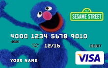 Sesame debit cards 27 grover