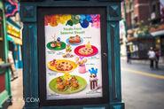Universal studios singapore sesame treats