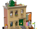 123 Sesame Street Playset (Lego)