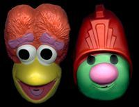 clothes costumes - Fraggle Rock Halloween Costumes