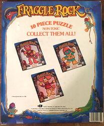 Durham industries view-master doozer puzzle 1986 2