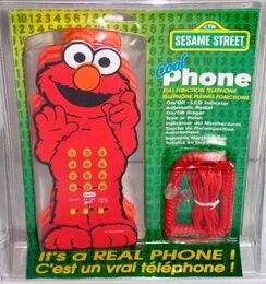 Recyco 1997 phone elmo