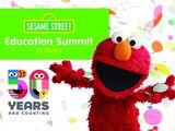 Sesame Street Education Summit