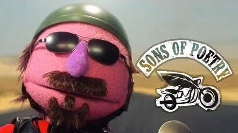 Sesame Street Sons of Poetry (Sons of Anarchy Parody)