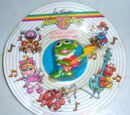 Muppet Babies Stage Stars pins