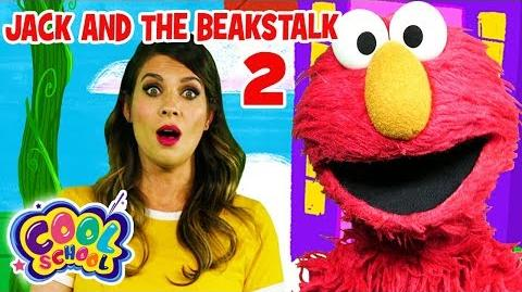 Elmo and Ms. Booksy Read Jack and the Beanstalk Part 2-0