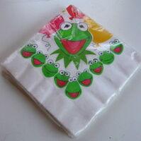 Kermit napkins