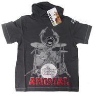 Next animal drums shirt