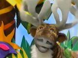 Andrew the Reindeer