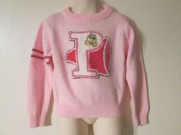 Billy the kid calamity jane 1982 piggy sweater 1