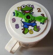 Eagle 1988 muppet babies clock mug 2