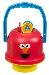 Elmo little bubble bucket 2