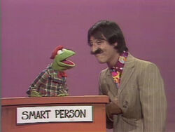 Kermit the Frog Smart Person Ferbilfeemer