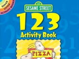 Sesame Street coloring books (Dover Publications)