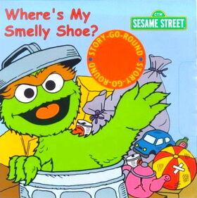 Book-wheresmysmellyshoe