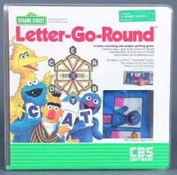 Cbs software letter go round
