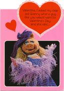 Hallmark piggy valentines 1979 1980 2