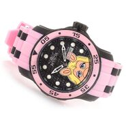 Invicta watch 648-514 03 detail