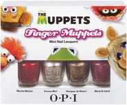 Muppet nail polish 3