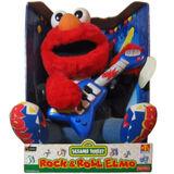 Rock & Roll Sesame Street plush