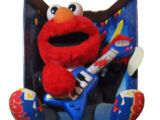 Rock & Roll Sesame Street plush