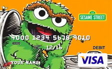 Sesame debit cards 39 oscar