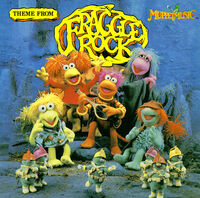 Single Fraggle Rock Theme
