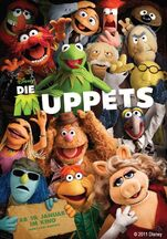 TheMuppets-GermanPoster01