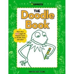 The muppets doodle book solicited