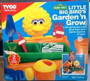 Tyco 1990 little bird's garden grow 1