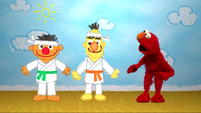 Elmo's World: Karate