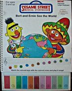 Bert and Ernie See the World