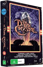 Dark Crystal Blu-ray in VHS packaging