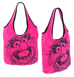 Disney store europe animal tote bag 2012