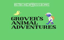 GroversAnimalAdventures1