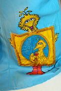 Jc penney big bird raincoat 2