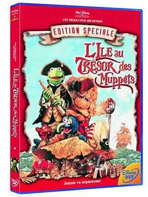 L ile au tresor des muppets edition speciale