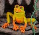 Milton (golden toad)