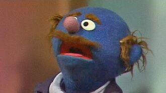 Mr Johnson Sesame Street