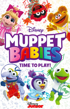 Muppets Babies Poster