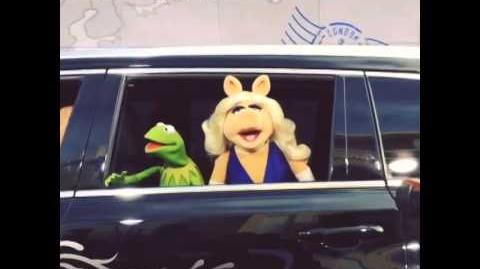 Muppets Most Wanted premiere arrivals on Instagram