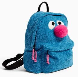 Zara grover backpack side