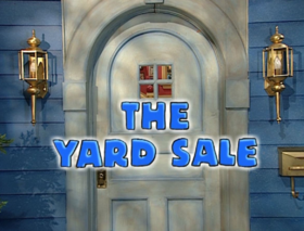 321 the yard sale