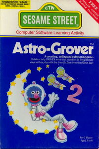 Hi tech 1987 astro grover 1